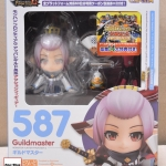 Nendoroid Guild-master : Monster Hunter Frontier G - Over 6 Million Hunters Commemorating Memorial Goods (In-stock)