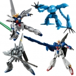 Mobile Suit Gundam - UNIVERSAL UNIT 2 10Pack BOX (CANDY TOY)(Pre-order)