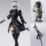 BRING ARTS - NieR:Automata: 2B & Machine (2 Figure Set) Action Figure(Pre-order)