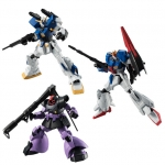 Mobile Suit Gundam G Frame 02 10Pack BOX (CANDY TOY)(Pre-order)