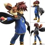 G.E.M. Series - Pokemon: Gary Oak & Eevee Complete Figure(Pre-order)