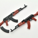 Little Armory - LA010 1/12 AKM Type Plastic Model(Pre-order)