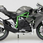 1/12 Complete Motorcycle Model Kawasaki Ninja H2(Released)