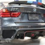ชุดท่อไอเสีย BMW F30 320D GT