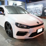 ชุดท่อไอเสีย Volkswagen Scirocco by PW PrideRacing