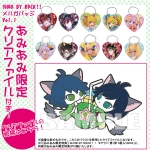 [Exclusive Bonus] SHOW BY ROCK!! - Mailga Badge Vol.1 10Pack BOX(Pre-order)