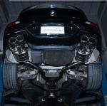 ชุดท่อไอเสีย BMW M6 และการจูนเพิ่มแรงม้า by PW PrideRacing