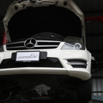 ชุดท่อไอเสีย Benz W204 C180 Valvetronic Exhaust System by PW PrideRacing