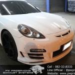 Review ชุดท่อไอเสีย Porsche Panamera S Hybrid by PW PrideRacing
