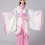 女汉服 Han Dynasty Women's Costumes ชุดเสื้อกระโปรงสตรีสมัยราชวงศ์ฮั่น