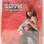 Hdge technical statue No.14 Prison School - Hana Midorikawa (In-stock)