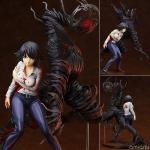 Ajin: Demi-Human - Izumi Shimomura & Invisible Black Matter Set 1/8 Complete Figure(Pre-order)