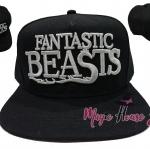 หมวกแก๊ป Fantastic Beasts