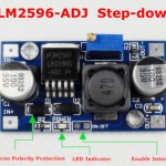 LM2596 DC-DC Adjustable Step-Down Power Module