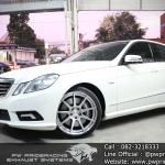 ชุดท่อไอเสีย Benz W212 E250 Valvetronic Exhaust System by PW PrideRacing