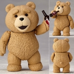 "Figure Complex Movie Revo Series No.006 ""Ted 2"" Ted(Pre-order)"