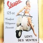Vespa 125 cc **M63