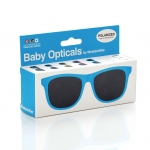 Mustachifier Blue Sunglasses Age 0-2 แว่นกันแดดเด็กสีฟ้า