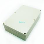 กล่องอเนกประสงค์ กันน้ำ สีเทา 230*150*60mm
