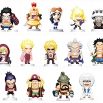 Ani-chara Heroes - ONE PIECE Dressrosa Hen Part.3 15Pack BOX(Pre-order)