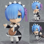 Nendoroid - Re:ZERO -Starting Life in Another World-: Rem(Pre-order)