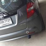 Honda Jazz GE ใส่ปลายท่อ Js fx-pro