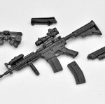 Little Armory - LA001 1/12 M4A1 Type Plastic Model