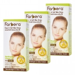 แพ็คx3 - Farbera Clear & Soft Wax Strips (For facial) 12 แผ่น