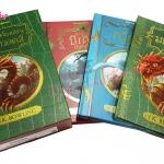 Box set ห้องสมุดโรงเรียนฮอกวอตส์ ปกแข็ง ฉบับภาษาไทย