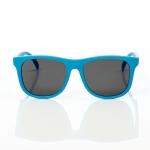 Mustachifier Blue Sunglasses Age 3-6 แว่นกันแดดเด็กสีฟ้า