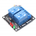 Relay Module 5V 2 Channel isolation control Relay Module Shield 250V/10A
