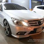 ชุดท่อไอเสีย Benz W212 E-Coupe by PW PrideRacing