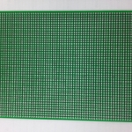แผ่นปริ๊นอเนกประสงค์ ไข่ปลา สีเขียว คุณภาพดี Prototype PCB Board 12x18 cm