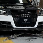 ชุดท่อไอเสีย Audi TTS Valvetronic Exhaust System by PW PrideRacing