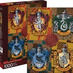 Aquarius Harry Potter Crests 1000 Piece Jigsaw Puzzle