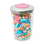 Large Jar of Mother's Day (160g. Jar) Pink
