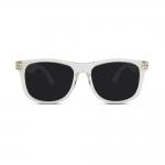 Hipsterkid Clear Sunglasses Age 3-6 แว่นกันแดดเด็กสีกรอบใส