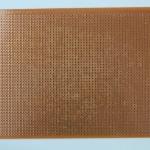 แผ่นปริ๊นอเนกประสงค์ ไข่ปลา Prototype PCB Board 12x18 cm