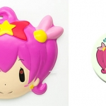 Eromanga Sensei - Meruru's Mask & Highly Luminous Can Badge Set(Pre-order)