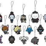 SHOW BY ROCK!! - Rubber Strap ver2 14Pack BOX(Pre-order)