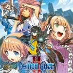 PS Vita Demon Gaze 2 Global Edition(Pre-order)