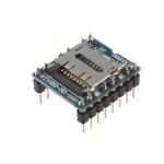โมดูลเล่นเพลง WTV020SD-16P สำหรับ Arduino