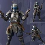 "Meishou MOVIE REALIZATION - Ronin Jango Fett ""Star Wars""(Pre-order)"