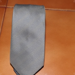 neck0014-เนคไท Delicron Commodore ผลิตในเยอรมันนีตะวันตก หายาก ผ้า diolen แท้ 100