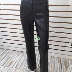 BNB1503-กางเกงหนัง แบรนด์ MORGAN เอว 26 นิ้ว