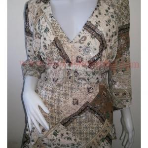 BN3257--ของใหม่--เสื้อแฟชั่น สวยๆ dressbarn อก 40-42 นิ้ว