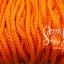 เชือกถัก P.P. #5 สีส้ม (10เมตร) thumbnail 1
