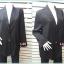 เสื้อคลุม มือสอง นำเข้า สีดำ sag harbor อก 44 นิ้ว thumbnail 1