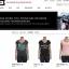 "BN3346--ของใหม่ เสื้อแฟชั่น สวยๆ แบรนด์เนม mossimo ""อก 40 นิ้ว"" thumbnail 7"