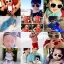Mustachifier White Sunglasses Age 0-2 แว่นกันแดดเด็กสีขาว thumbnail 4